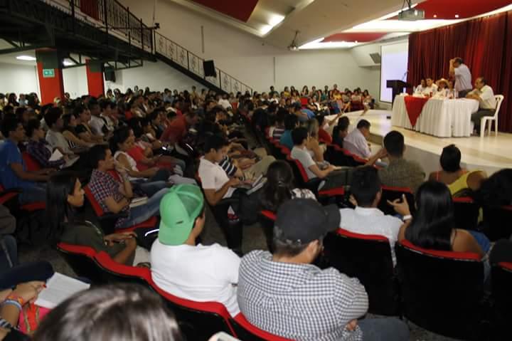 Candidatos a la Cámara por el Huila expusieron sus propuestas educativas en la Usco