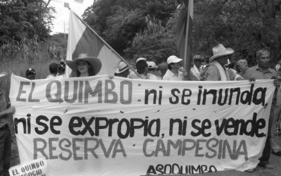"""""""Las represas desplazan más que las guerras"""": Miller Dussán"""