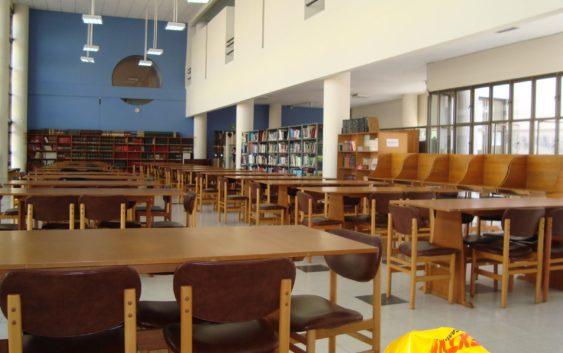 La obra silenciosa de la Biblioteca Departamental