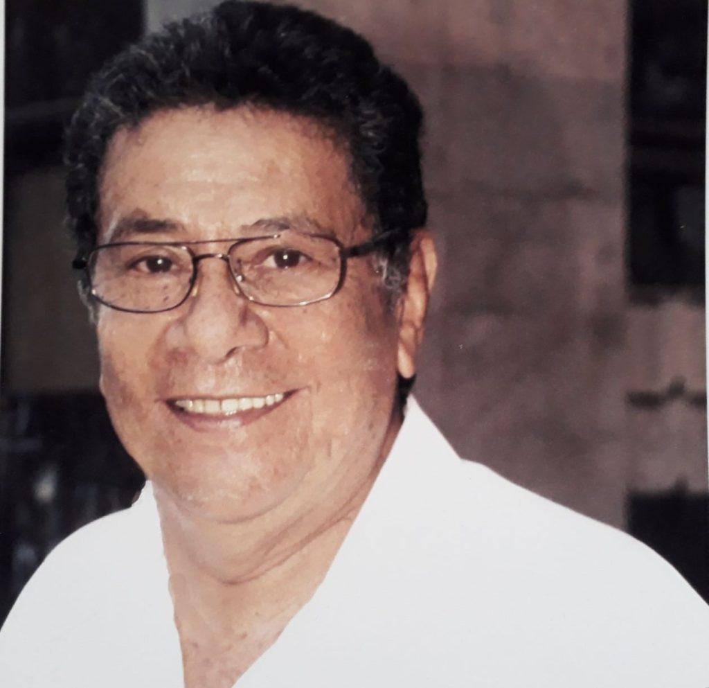 El maestro Jairo Beltrán Tovar, compositor huilense que no para de escribir