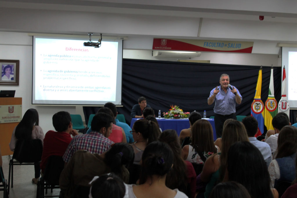 Washington Uranga, sobre políticas públicas y su trascendencia social