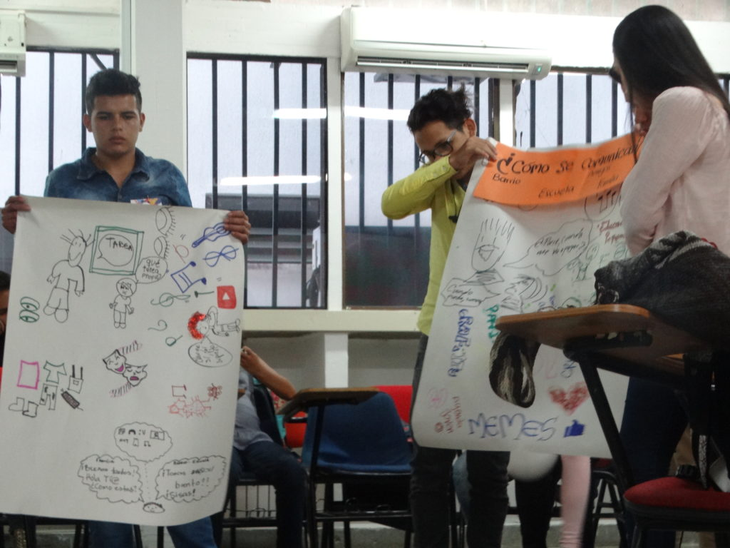 Ser y hablar, desde lo digital y lo cibernético: la comunicación de algunos jóvenes en la actualidad