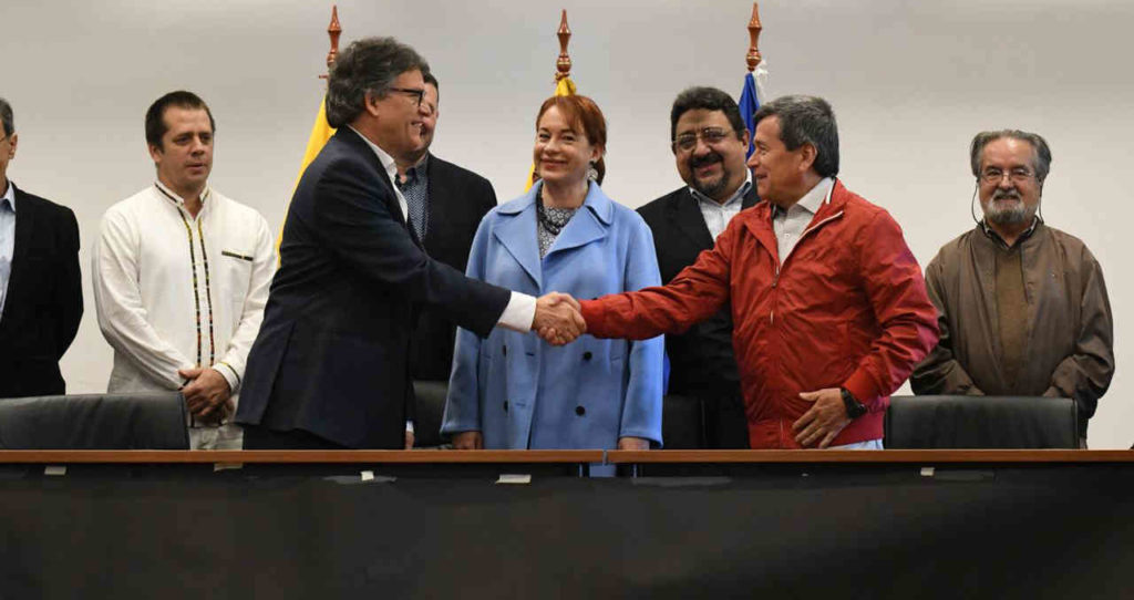Pactar un nuevo cese al fuego bilateral entre ELN y Gobierno: el reto al iniciar la quinta fase de los diálogos de paz