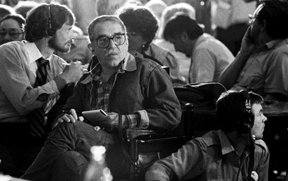 La estrecha y feliz relación entre Gabo y el cine