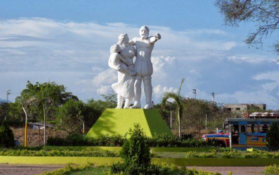 El monumento al mestizaje, la historia detrás de su historia