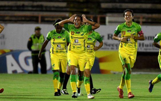 Atlético Huila Femenino y la victoria del proceso