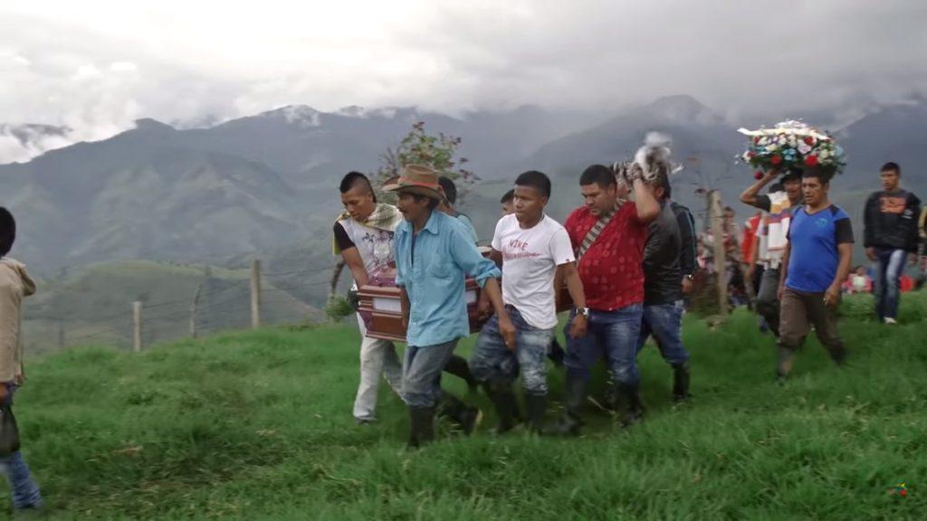 Nos Están Matando: el asesinato de los líderes sociales, una realidad en silencio