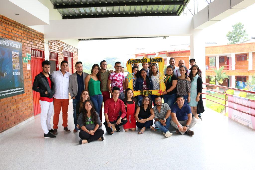 Escuchando voces del sur colombiano: comenzó en Pitalito el Diplomado en Comunicación, Niñez y Juventud