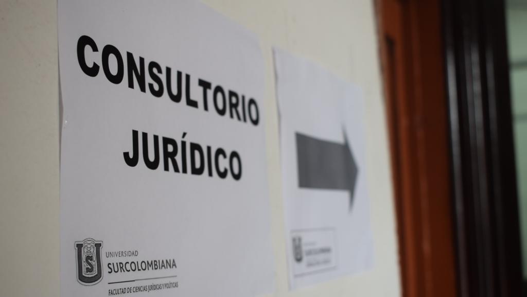 Consultorio Jurídico de la Usco abrió sus puertas en Pitalito