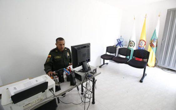 Inauguran la Oficina de Mediaciones en la policía de Pitalito