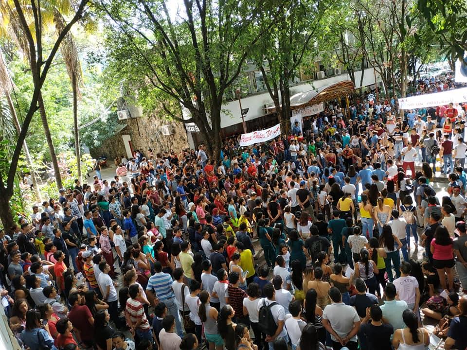 Asamblea Multiestamentaria de la Usco aprobó por aclamación unirse al paro indefinido de las Universidades Públicas