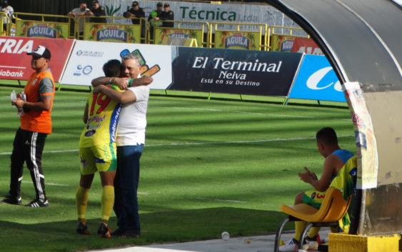 El Atlético Huila venció 2 a 1 al Alianza Petrolera en Neiva