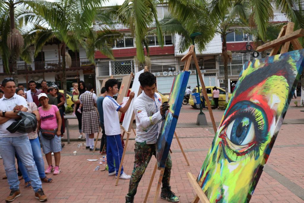 Se realizó con éxito la III Semana de la Juventud en Pitalito