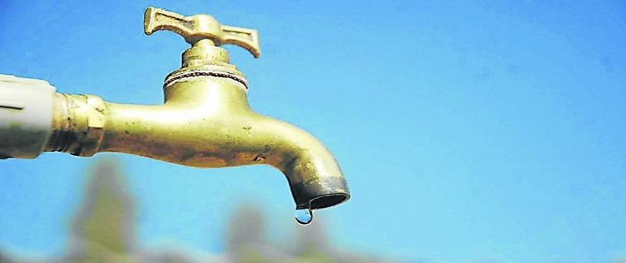 Sin agua el barrio Tequedama en Pitalito