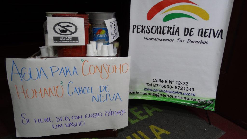 Audiencia pública sobre la crisis por falta de agua potable en la cárcel de Rivera