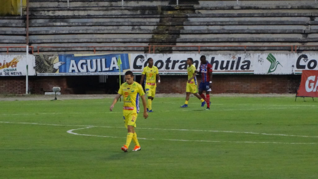 Atlético Huila: un empate con sabor a derrota